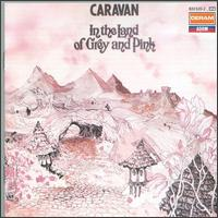 caravan in the land of grey and pink cover review album disco critica portada