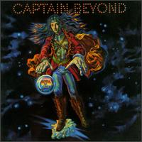 captain beyond album cover portada