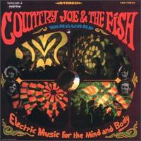 country joe and the fish album review electric music for the mind and the body cover