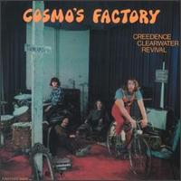 creedence clearwater revival album review cover portada cosmos factory