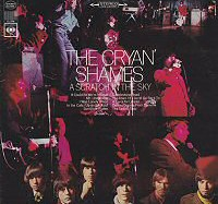 The Cryan' Shames – A Scratch In The Sky (1967)
