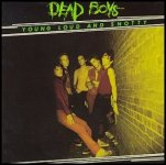 the dead boys Young loud and snotty images disco album fotos cover portada