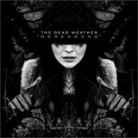 the dead weather horehound album review cover portada