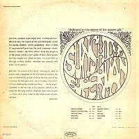 donovan sunshine superman back cover contraportada disco