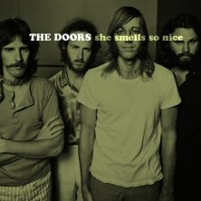 the Doors smells so nice single