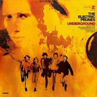 electric prunes the underground album review critica de disco