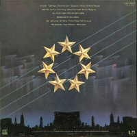 back cover electric light orchestra new world record album disco