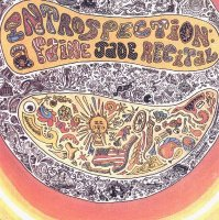 introspection faine jade album cover portada psicodelia psychedelic review critica