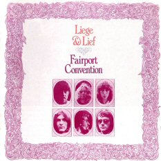 fairport convention liege and lief album portada disco