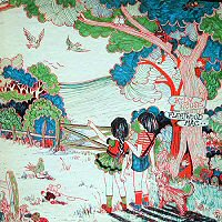 fleetwood mac kiln house album disco cover portada