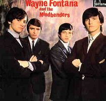 wayne fontana and the mindbenders albums images discos biography pictures
