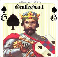 gentle giant the power and the glory critica review album