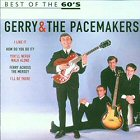 Gerry and the Pacemakers merseybeat album cover portada