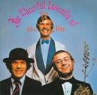 giles fripp the cherrful insanity of images disco album fotos cover portada