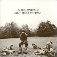 george harrison all things must pass critica review album cover portada
