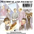 heaven 17 penthouse and pavement cover portada album
