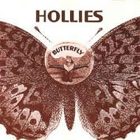 album cover the hollies butterfly disco review
