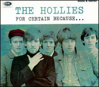 the hollies for certain because album cover portada disco review