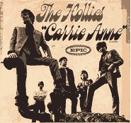 carrie anne single the hollies cover