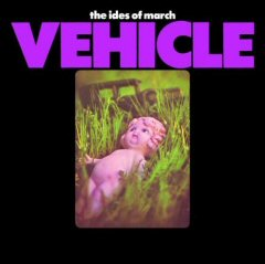 the ides of march vehicle album disco cover portada