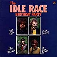 the idle race birthday party cover album disco portada critica review jeff lynne