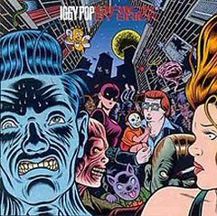 iggy pop brick by brick album disco cover portada