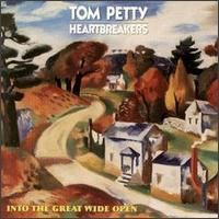 tom petty and the heartbreakers into the great wide open album review cover portada