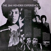 back cover jimi hendrix experience are you