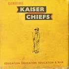 kaiser chiefs education war review critica disco album