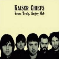 kaiser chiefs your truly angry mob album review disco portada