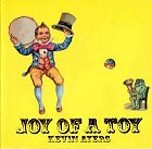 kevin ayers joy of a toy album cover portada