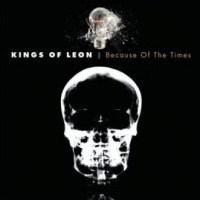 kings of leon because of the times cover portada