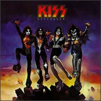 kiss destroyer critica disco portada