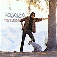 neil young everybody knows this is nowhere album review portada cover