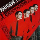 kraftwerk the man machine album review disco critica portada cover