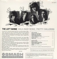 walk away renee pretty ballerina back cover left banke contraportada