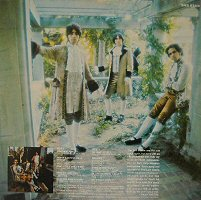 the left bank too back cover contraportada disco