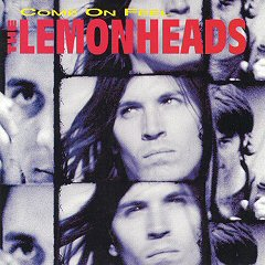 the lemonheads come on feel album disco cover portada