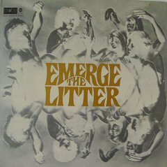the litter emerge album