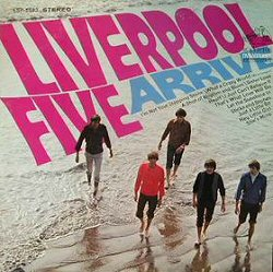 the liverpool five arrive album