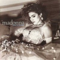 madonna like a virgin review disco portada