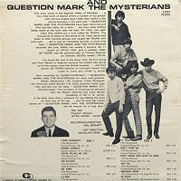 garage rock mysterians question mark back cover