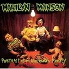marilyn manson Portrait of an american Family images disco album fotos cover portada