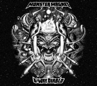 monster magnet four way diablo album cover portada