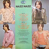 nazz back cover disco contraportada