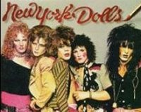 new york Dolls fotos pictures