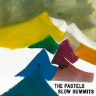 the pastels Slow summits disco album cover portada