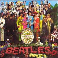the beatles review album disco critica sgt peppers lonely hearts club band cover portada