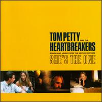 tom petty shes the one cover disco album portada