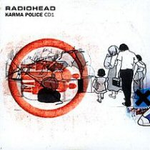 radiohead karma police single images disco album fotos cover portada